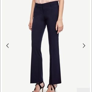 NWT Ann Taylor Devin Fit Straight Leg Pants